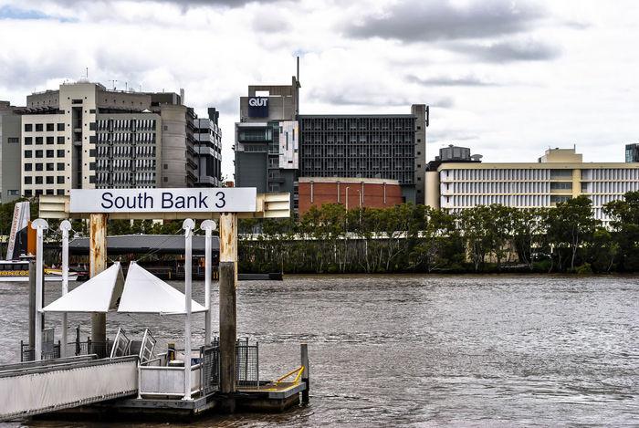 Ferry stop 3 Taking Photos South Bank Brisbane River Brisbane City Brisbane River