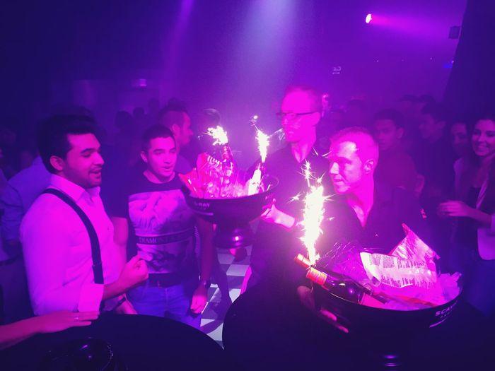 Party Cool Crowd Drinks Music Friends Dancing Dj Set Bar Club Clubbing