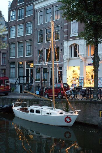 Amsterd Canals Amsterdam