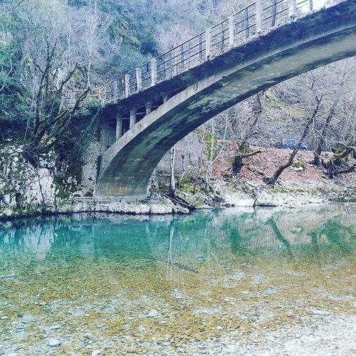 Zagori Visit vol 2 Zagori Ioannina Epirus Papigo Bridge Voidomatis River