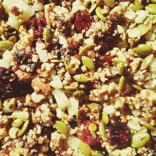 Grain Free Granola Real Food