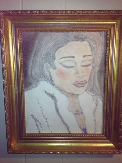 Selfportrait Crystalhelene