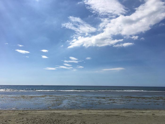 Sea Beach Sky