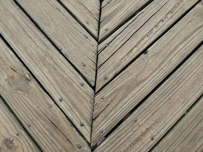 Full frame shot wooden fence