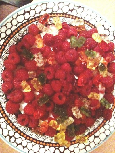 Food Foodgasm Food Photography Raspberries Raspberry Candies Pink Gourmandise Framboises Pause Gouter