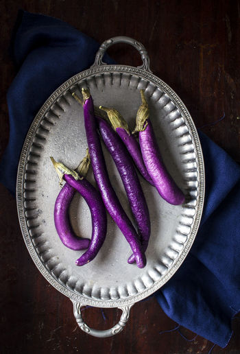 Colorfull! Diet Eggplant Farm Freshness Nature Blue darkness and light Fresh Healthy Healthy Food Healty Eating Organic Organic Food Purple Shotoftheday Tablecloth Vegan Vegan Food Vegetable Veggies Vintage