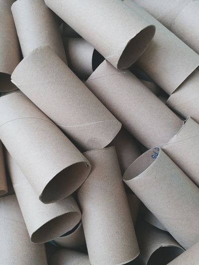Full Frame Backgrounds Stack No People Day Close-up Outdoors Tissue Cores Tissue Paper Tissue Recycle Indoors  Paper Sell Crumpled Paper Tissue Box