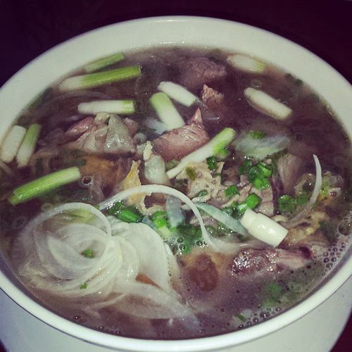 My favorite's food ever ♡ Pho Vietnamesefood Pho90 Sanjosé myfavorite sogood bestfood latedinner foodporn instafood asian viet vietnamese