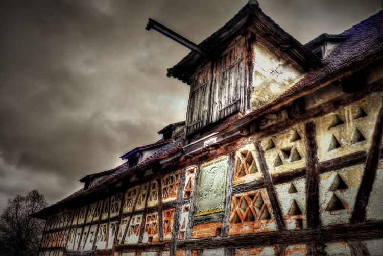 Architecture Abandoned Beauty Color Hdrphotography Important Lost Places Old Torkel Knutssonsgatan