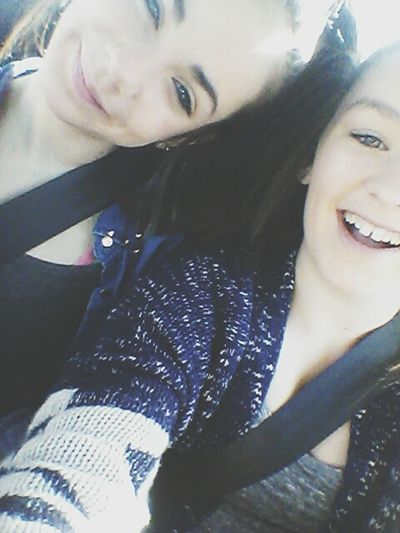 Car selfies with Ebony♥ Taking Photos