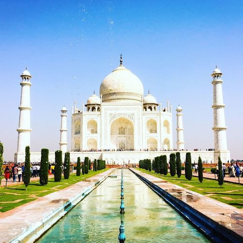 Taj Mahal Tajmahal Tajmahal India Taj Mahal, Agra India Agra Amazing Amazing Place Amazing Architecture Travel Travelling World Heritage