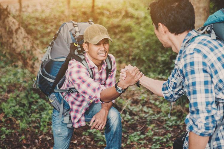 Hiking Hand