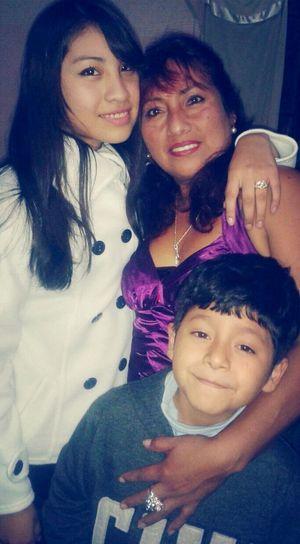 Mami ♥ Noche Loca FAMILIA♥ Los Amo ❤