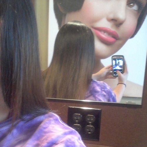 New hur♥ Ombreretouch Lighter Newhair Sharebeauty