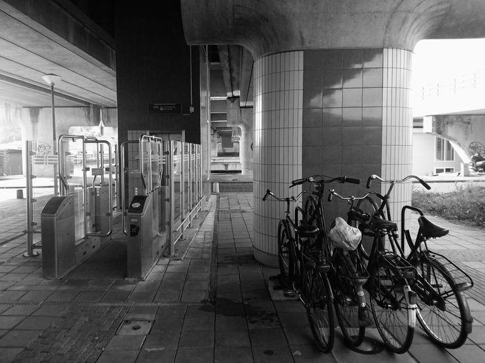 Architecture Bicycle Bike City Metro Overpass Public Transport Public Transportation Underpass Urban