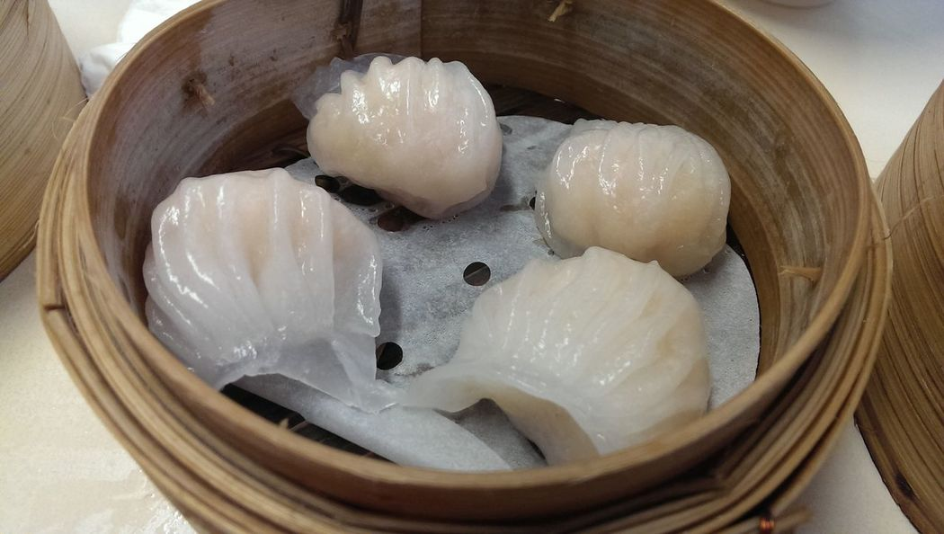 Dim Sum Lunch Time!