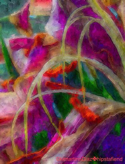 From the archives; #FlowerPorn Ipmanifesto NEM Painterly Flowerporn Ultra Color