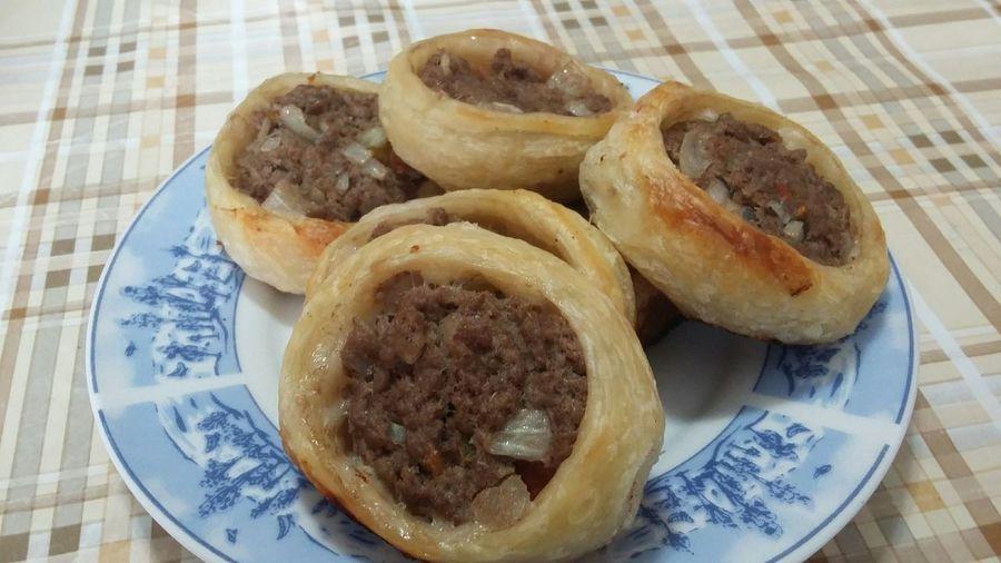 Esfihas da mãe Esfihas Arabe culinaria