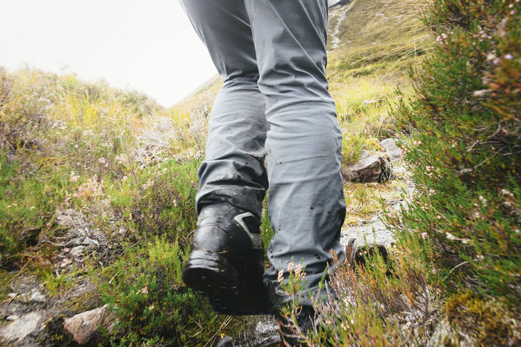 Boots Exercise Glencoe Hiking Nature Path Scotland Travel Active Lifestyle  Activity Adventure Countryside Healthy Lifestyle Hiker Journey Legs Muddy Outdoors Real People Survival Trail Trousers Walking Wild Wilderness