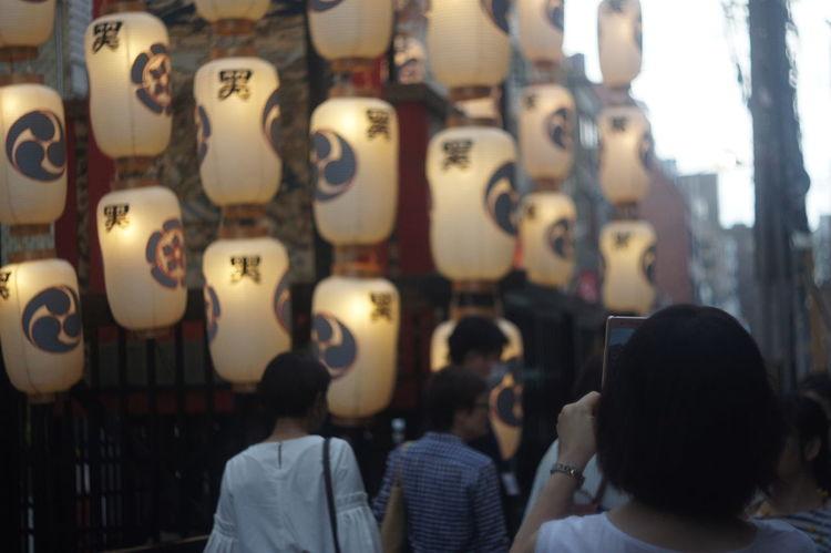 Nofilter Summar5cmf2 Nex5 Summertime Vintage Lens 祇園祭 祇園祭 後祭