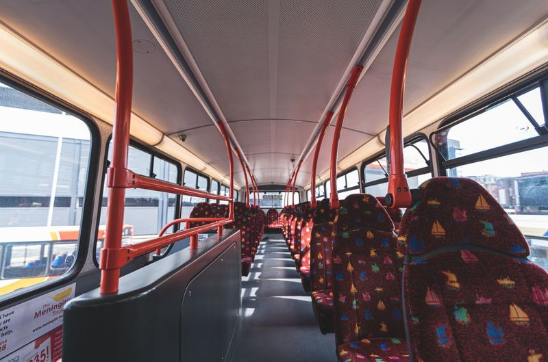 Bus Indoors