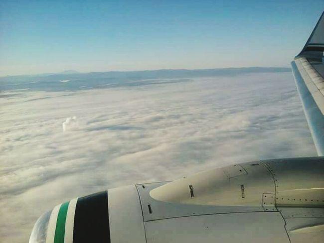 Sky, planes