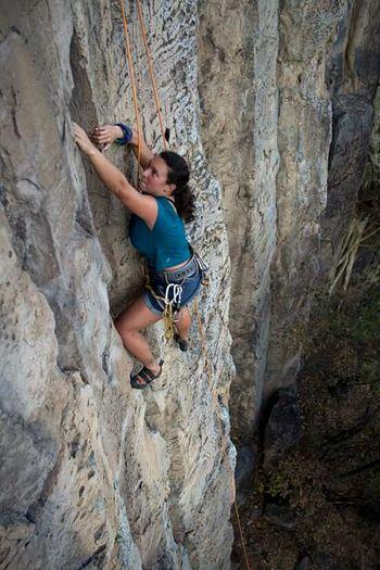 Adventure Club Senderos Mexico Climbing Escalando Grietas Grietas Havingfun Girlspower