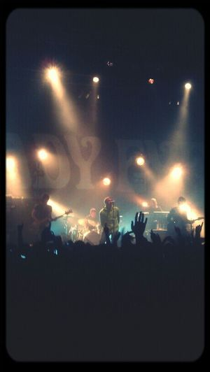 Hanging Out Music Gigs Manchester 2012 Highlights Liam Gallagher Eye 4 Music