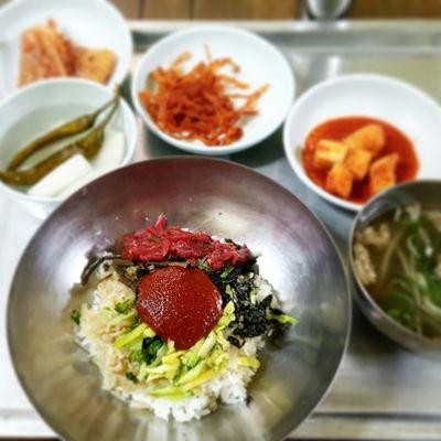 Bibimbap Hi! Korean Food
