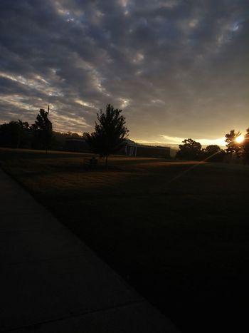 Shenandoah Valley Sun Light Good Morning!