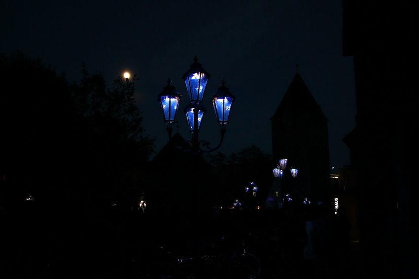 The Great Outdoors - 2017 EyeEm Awards Blue Night Nuremberg Blaue Nacht Nürnberg Germany Place Of Heart