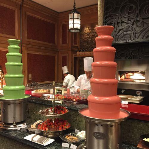 สตรอเบอร์รี Strawberry Red Sweets Hotel Ritz-Carlton Hotel Foodporn