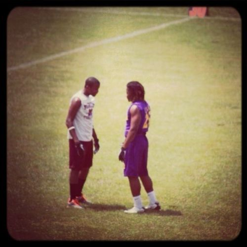 #TBT Me & Aaron Last Summer At This Camp