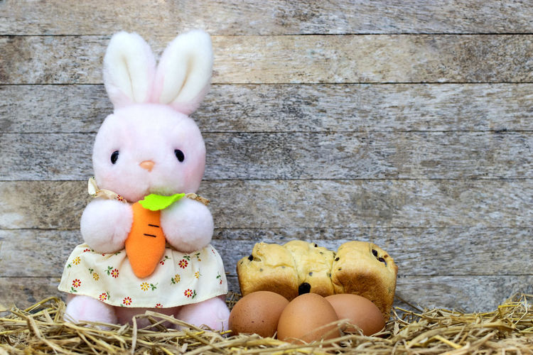 Animal Animal Representation Celebration Close-up Easter Easter Bunny Easter Cake Easter Egg Egg Food Food And Drink Holiday Indoors  No People Rabbit - Animal Representation Still Life Stuffed Toy Sweet Food Temptation Toy
