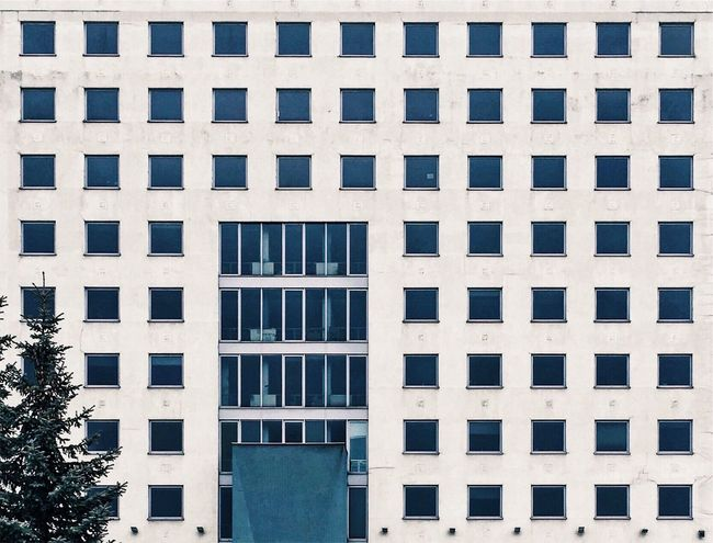 Façade Architecture Minimalism Windows Simple Built Structure Building Exterior The Architect - 2017 EyeEm Awards