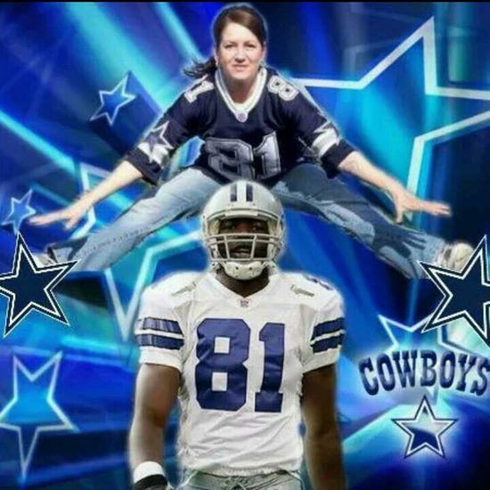 one of my first editing...not the best but i still like it Dallas Cowboys Kinda Girl🏈 Today's Hot Look That's Me Edited By Me