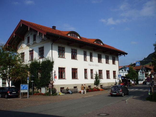 Haus des Gastes Oberstaufen