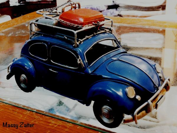 ¿Salimos? Vintage Cars Volswagen Cepillo Bluecar Vintage
