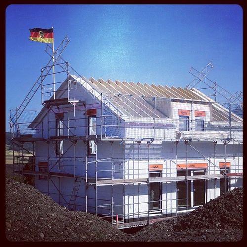 Grossprojekt Hurra Dachstuhl
