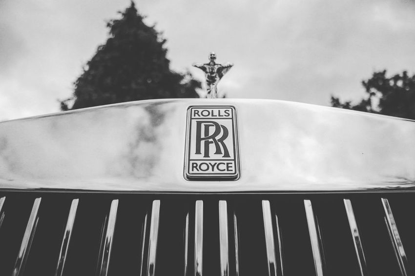 Welcome To Black Rolls Royce Rolls-Royce Rollsroycephantom Weddings Around The World Wedding Photography Wedding Day Wedding Ceremony Blackandwhite Black & White Blackandwhite Photography Welcome To Black