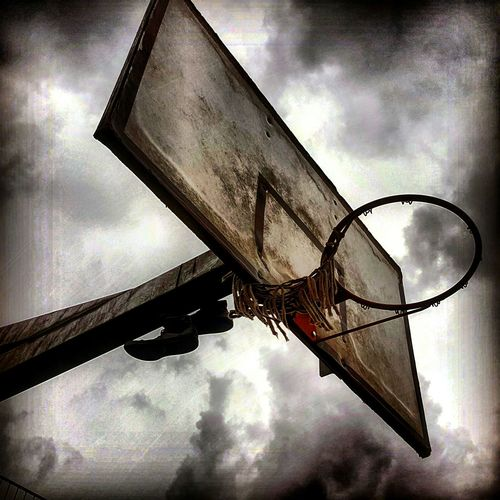 Basketball Cloudy Day Qutescary Trainers Fun Eyeem Hobby AtCollege Windy Day