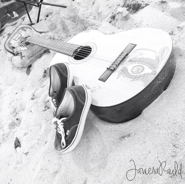 Tu ventana. Guitar Vans Music Chile