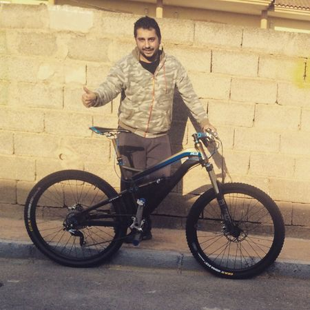 My new enduro bike Riding Bike Enduromtb