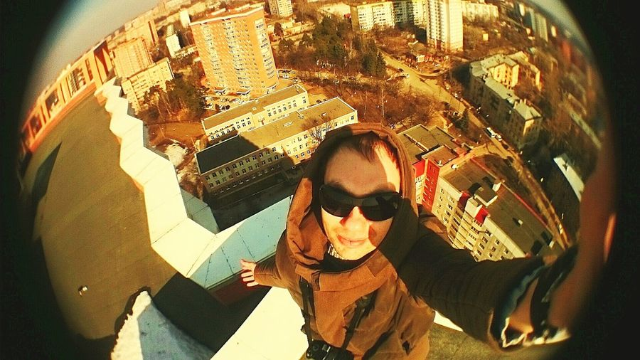 Rooftop Rooftop View  Selfie ✌ Odintsovo