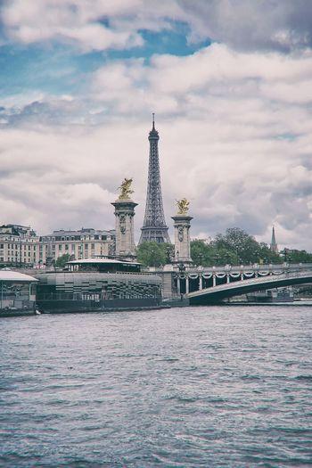 // Quatre fois dix à Paris // © Imarchi Photo (http://www.imarchi.com) // #Sena #RiviereSeine #TourEiffel #TorreEiffel #EiffelTower #Paris #France #parisjetaime #parismonamour #igersparis #igersfrance #topparisphoto #iloveparis #loves_paris #outdoors #exterior #scenics #streetphoto #streetphotographers #streetlife #lensculturestreets #streetlife_award #ig_street #streetview #streetshot #street_photography #picoftheday #photooftheday #bestoftheday #binded Eiffel Tower♥ Eiffel_tower  Eiffel Eiffeltower Eiffel Tower Eiffel Tour La Seine Laseine Paris, France  Paris Built Structure Architecture Building Exterior Sky Cloud - Sky Water Travel Destinations Waterfront Tower River Travel Tourism City Building Nature Tall - High No People Transportation Bridge - Man Made Structure Outdoors The Traveler - 2018 EyeEm Awards