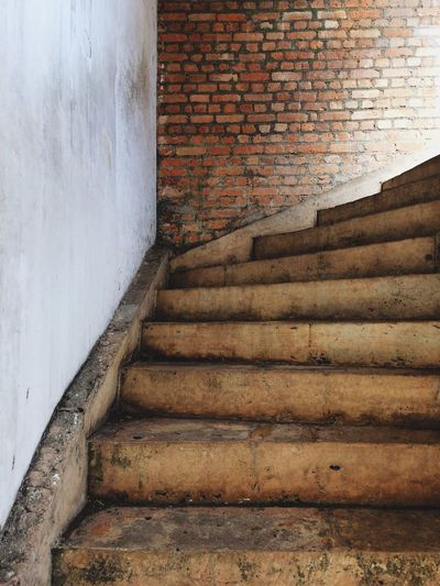 Staircase Old