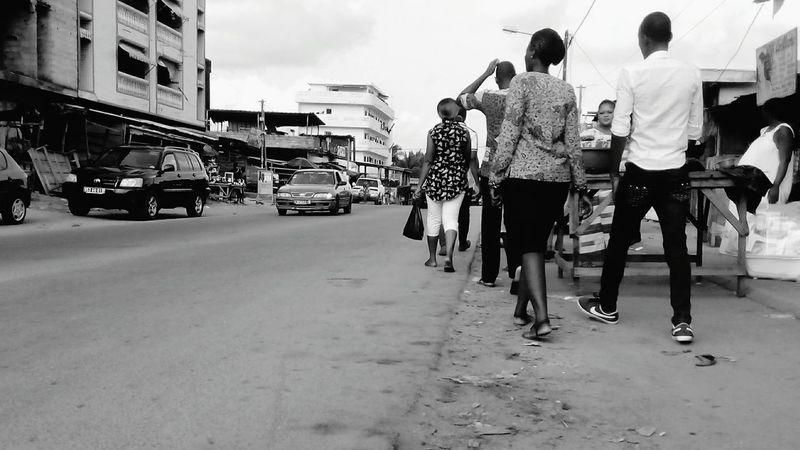 Market Urban Photography