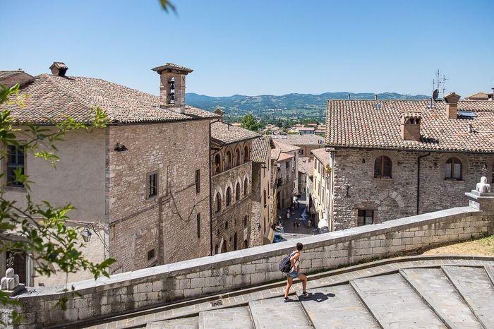 Gubbio Perugia Perugia Italy Medieval Medieval Architecture MedievalTown Travel Photography