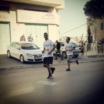 Running Righttomovement Palestinemarathon Race