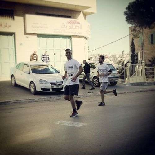 Running Righttomovement Palestinemarathon Race